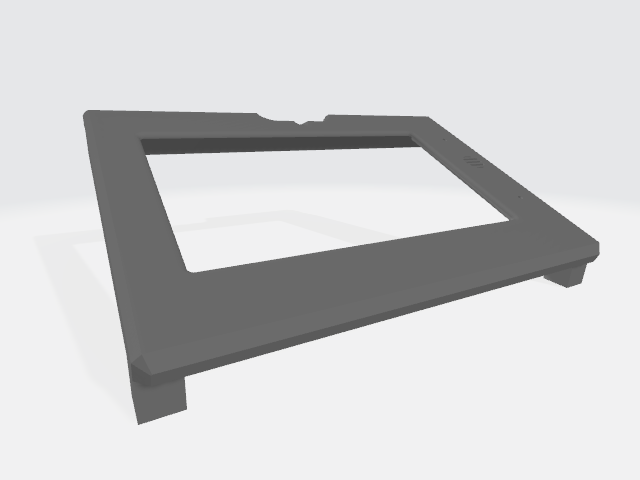 7inch Panel Due Mount